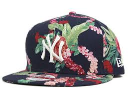 floral snapback new york yankees floral 9fifty snapback cap by new era x mlb my