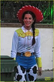 Toy Story Jessie Halloween Costume Sandra Bullock U0026 Louis U0027toy Story U0027 Halloween Duo Photo 2749130