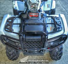 2017 honda foreman 500 vs rubicon comparison which is better