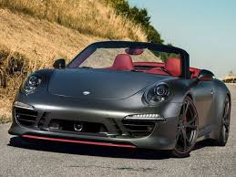 porsche 4s cabriolet techart breathes on the type 991 4s cabriolet there is