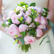 peony bouquet peony pink bridal bouquet