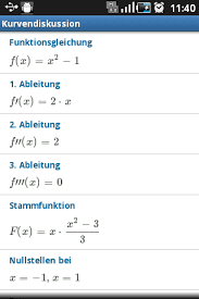 calculus curve sketching android apps on google play