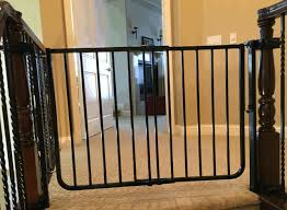 Baby Gates For Bottom Of Stairs With Banister Toddler Safety Stair Gates Coto De Caza Baby Safe Homes
