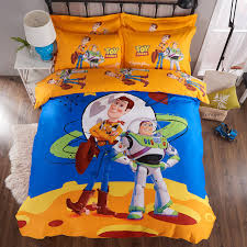 buzz lightyear bedroom toy story 3d printed bedding comforter sets duvet covers sheets