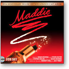 anniversary album stage door records maddie london cast album 20th anniversary