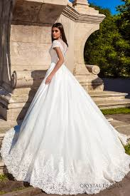 beautiful wedding dress design crystal design 2016 wedding dresses