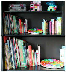 organizing hacks playroom organization hacks organizing books by season genius idolza