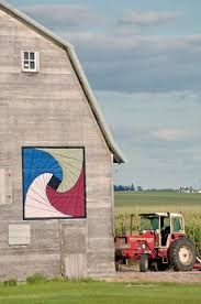 How To Paint A Barn Quilt 11 Barn Quilt Trails To Explore Midwest Living