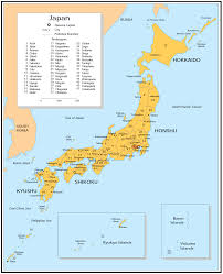 Okinawa Map Japan Earthquake And Tsunami Maps Perry Castañeda Map Collection