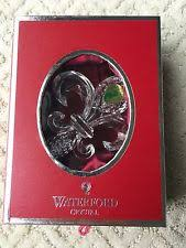 waterford fleur de lis ornament 2013 w enhancer ebay