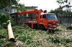 Bloggang.com : Eaklak : รถเจาะเสาเข็มเข้าพื้นที่เริ่มเจาะลงเสาเข็ม