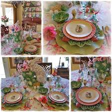 Best Easter Table Decorations by 429 Best Easter Tablescapes Images On Pinterest Easter Ideas