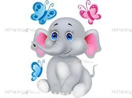 elefant wandtattoo kinderzimmer vdi1169de artpainting4you eu