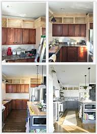 what to put on top of kitchen wall cabinets 35 decorating above kitchen cabinets ideas above kitchen