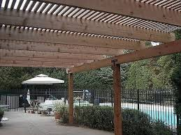 Do I Need A Permit To Build A Pergola by How To Build A Shade Pergola Or Arbor Hunker