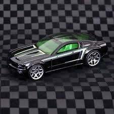 2008 Black Mustang Gt Wheels 2008 Mystery Car 1 64 Ford Mustang Gt Concept Black