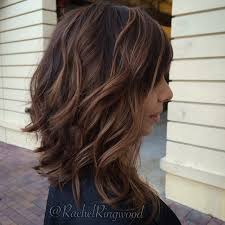 from dark brown to light brown hair 18 signs balayage is here to stay