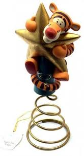 image detail for tigger tree topper disney limited