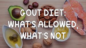 gout gout diet what u0027s allowed what u0027s not azchannel youtube