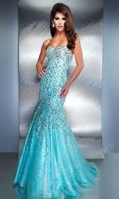Light Blue Mermaid Dress 176 Best Mermaid Trumpet Gowns Images On Pinterest Prom Dresses