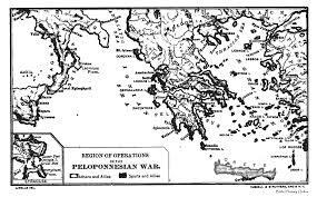 peloponnesian war images of ancient ancient greece near east