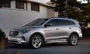 hyundai santa fe price santa fe vs kia sorento price comparison