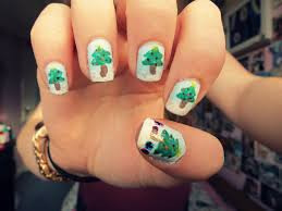 cute christmas nail designs how you can do it at home pictures