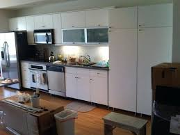 kitchen cabinets doors white used near me for sale at home depot