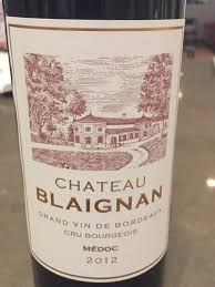 chateau blaignan medoc prices wine château blaignan médoc 2012 wine info