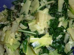 cuisiner les cotes de bettes côtes de bettes en gratin les recettes de virginie