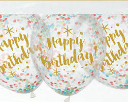 large birthday balloons birthday balloons etsy