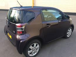 used 2009 toyota iq vvt i iq for sale in south wales pistonheads