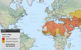 de janeiro on the world map world map of muslim population map by country targetmap
