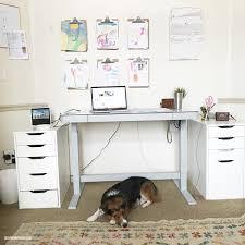 wildon home adjustable standing desk the best standing desks for work at home moms