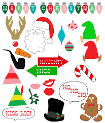 christmas photo booth props christmas photo booth props diy printable pdf