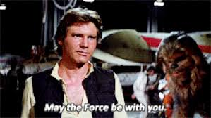 May The Force Be With You Meme - may the force be with you gifs get the best gif on giphy