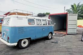 volkswagen van back around the world in a volkswagen microbus travel rv magazine