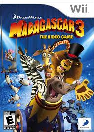 madagascar 3 video game review review nintendo report