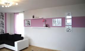 Wohnzimmer Neu Streichen Farbe Streifen Streichen