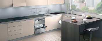 cuisine au lave vaisselle four et lave vaisselle un