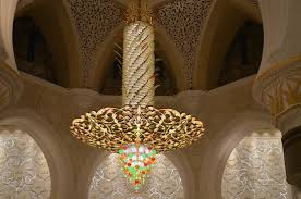 Largest Chandelier Worlds Largest Chandelier Picture Of Sheikh Zayed Mosque Abu
