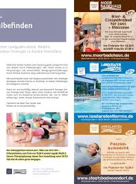 Landgrafentherme Bad Nenndorf Nanu By Schaumburger Nachrichten Verlagsgesellschaft Mbh U0026 Co Kg