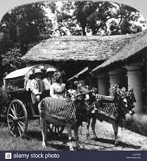 leaving the dak bungalow for a u0027bile gharry u0027 belgaum district