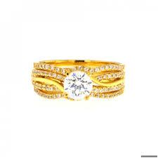 indian wedding ring 22ct indian gold wedding ring set 511 09 rings indian
