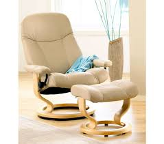 Comfortable Recliners Reviews Stressless Consul Classic Recliner U0026 Ottoman From 1 695 00 By