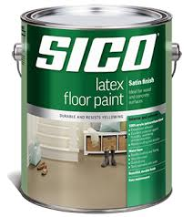 floor paint products for the home garage sico