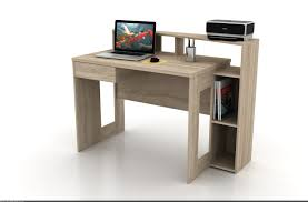sinatra bureau 120 cm coloris chêne sonoma mobiliapolis
