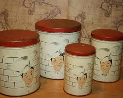 parmeco canister set etsy