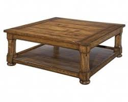 Square Wooden Coffee Table Large Square Coffee Tables Foter