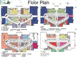 floor plan of a shopping mall the great india place